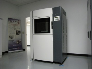 Stratasys Fortus 400MC machine at Rapid PSI