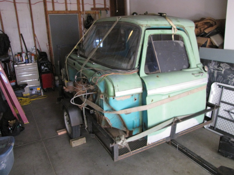 Donor 66 F100 For Floor Pans