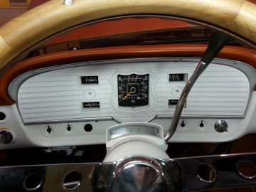 66 F100 FDM Dash panel